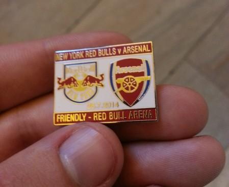 A pin for Quinn.