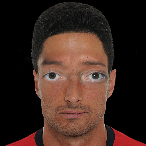 I lose control often. Evidence: this is a Frankenstein's monster I created when I thought about Fantasy sports all too literally. Arteta's hair, Giroud's face, Özil's eyes, and Santi's eyebrows (don't ask).